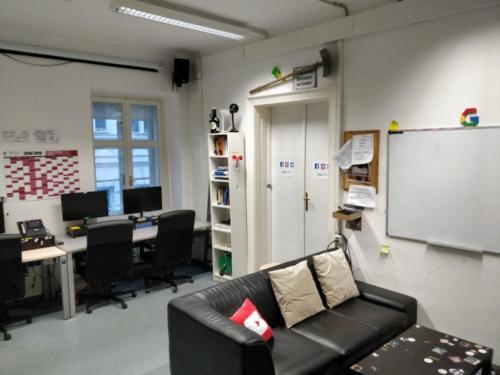 Fachschaft room